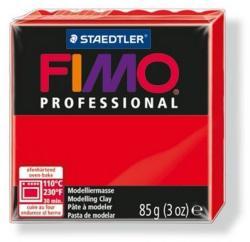 FIMO Professional égethető gyurma - Piros - 85g (FM8004200)