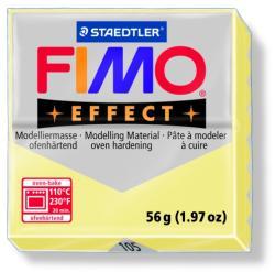FIMO Effect égethető gyurma - Pasztell vanília - 56g (FM8020105)