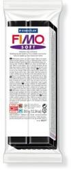 FIMO Soft égethető gyurma - Fekete - 350g (FM80229)