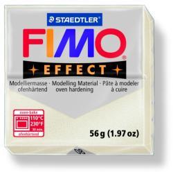FIMO Effect égethető gyurma - Metál gyöngyház - 56g (FM802008)
