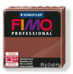 FIMO Professional égethető gyurma - Csokoládé - 85g (FM800477)
