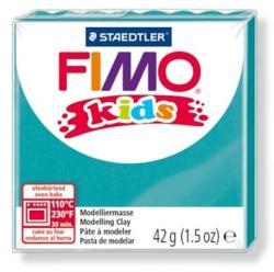 FIMO Kids égethető gyurma - Türkiz - 42g (FM803039)