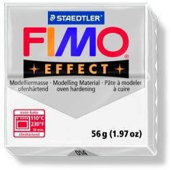 FIMO Effect égethető gyurma - Áttetsző - 56g (FM8020014)