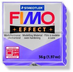 FIMO Effect égethető gyurma - Áttetsző bíborlila - 56g (FM8020604)