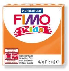 FIMO Kids égethető gyurma - Narancssárga - 42g (FM80304)