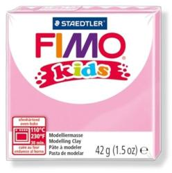 FIMO Kids égethető gyurma - Pink - 42g (FM8030220)