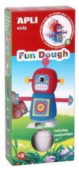 APLI Fun Dough: Sétáló robot - piros-kék gyurma (LCA13983)