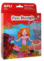 APLI Fun Dough - Tenger világa gyurma (LCA13971)