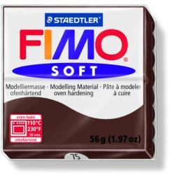 FIMO Soft égethető gyurma - Csokoládé - 56g (FM802075)
