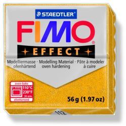 FIMO Effect égethető gyurma - Csillámos arany 56g (FM8020112)