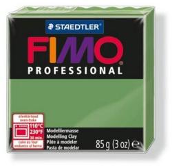 FIMO Professional égethető gyurma - Levélzöld - 85g (FM800457)