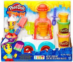 Hasbro Play-Doh: Town fagyi készítő (B3417)