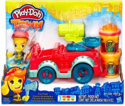 Hasbro Play-Doh: Town - Tűzoltóautó (B3416)