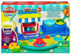 Hasbro Play-Doh: Sweet Shoppe - Dupla desszert készítő gyurmakészlet (A5013)