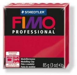 FIMO Professional égethető gyurma - Kármin - 85g (FM800429)