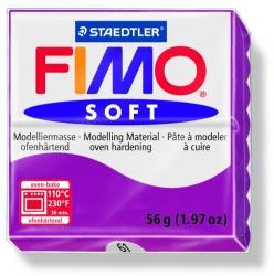 FIMO Soft égethető gyurma - Bíborlila - 56g (FM802061)