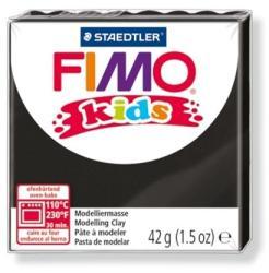FIMO Kids égethető gyurma - Fekete - 42g (FM80309)