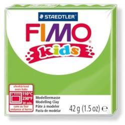 FIMO Kids égethető gyurma - Világoszöld - 42g (FM803051)