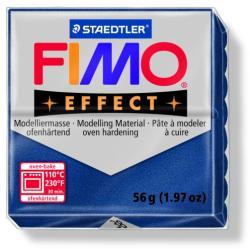 FIMO Effect égethető gyurma - Metál zafírkék - 56g (FM802038)