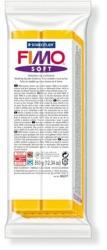 FIMO Soft égethető gyurma - Napsárga - 350g (FM802216)