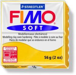 FIMO Soft égethető gyurma - Napsárga - 56g (FM802016)