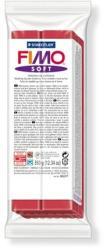 FIMO Soft égethető gyurma - Meggypiros - 350g (FM802226)