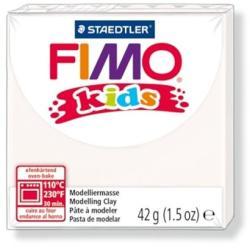 FIMO Kids égethető gyurma - Fehér - 42g (FM80300)