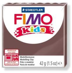 FIMO Kids égethető gyurma - Barna - 42g (FM80307)