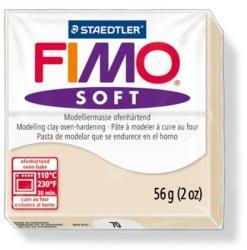 FIMO Soft égethető gyurma - Szahara - 56g (FM802070)