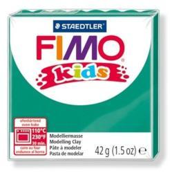 FIMO Kids égethető gyurma - Zöld - 42g (FM80305)