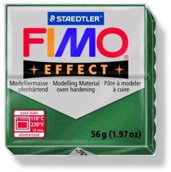 FIMO Effect égethető gyurma - Opál zöld - 56g (FM802058)
