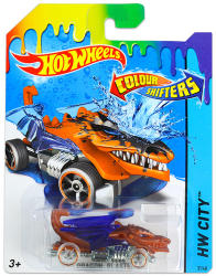 Mattel Hot Wheels - City - Dragon Blaster színváltós kisautó