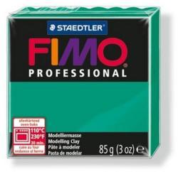 FIMO Professional égethető gyurma - Intenzív zöld - 85g (FM8004500)