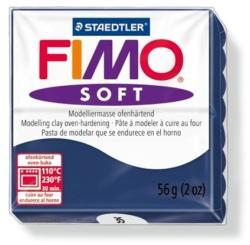 FIMO Soft égethető gyurma - Windsor kék - 56g (FM802035)
