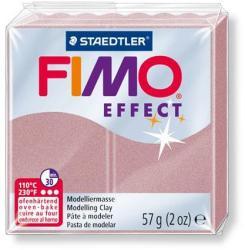 FIMO Effect égethető gyurma - Rózsaszín gyöngyház - 57g (FM8020207)