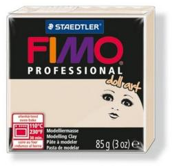 FIMO Professional Doll Art porcelángyurma - Áttetsző bézs - 85g (FM802744)