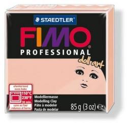FIMO Professional Doll Art porcelángyurma - Áttetsző rózsaszín - 85g (FM8027432)