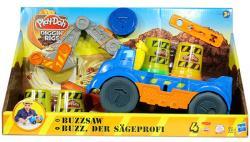 Hasbro Play-Doh - Chuck és barátai: Buzzsaw, a vágógép gyurmakészlet (A7394)