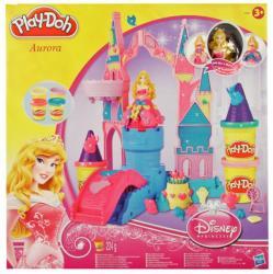 Hasbro Play-Doh - Disney Hercegnők: Csipkerózsika kastélya gyurmakészlet