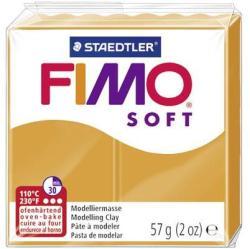 FIMO Soft égethető gyurma - Napfény narancs - 57g (FM802341)