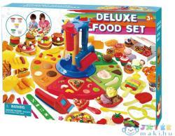 Playgo Deluxe élelmiszer gyurmakészlet
