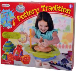 Playgo Fazekas tradíció játékkészlet