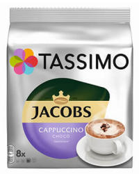 Jacobs TASSIMO Cappuccino Choco (8)