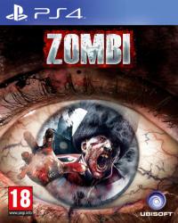 Ubisoft Zombi (PS4)