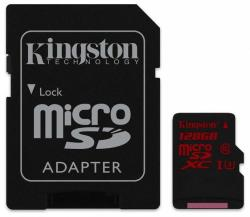 Kingston microSDXC 128GB UHS-I SDCA3/128GB