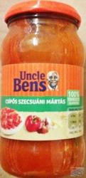 Uncle Bens Csípős Szecsuáni Mártás (400g)