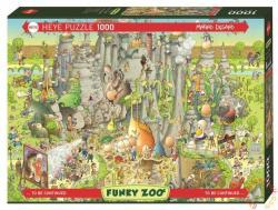 Heye Dinoszauruszok élőhelye 1000 db-os (29727)