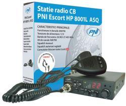 PNI Escort HP 8001L ASQ Statie radio