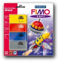 FIMO Soft Kids égethető gyurmakészlet - Űr