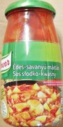 Knorr Édes-Savanyú Mártás (525g)